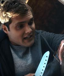 Markus Silbiger as Ryan
