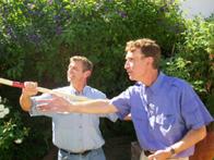 Allen & Bill Nye