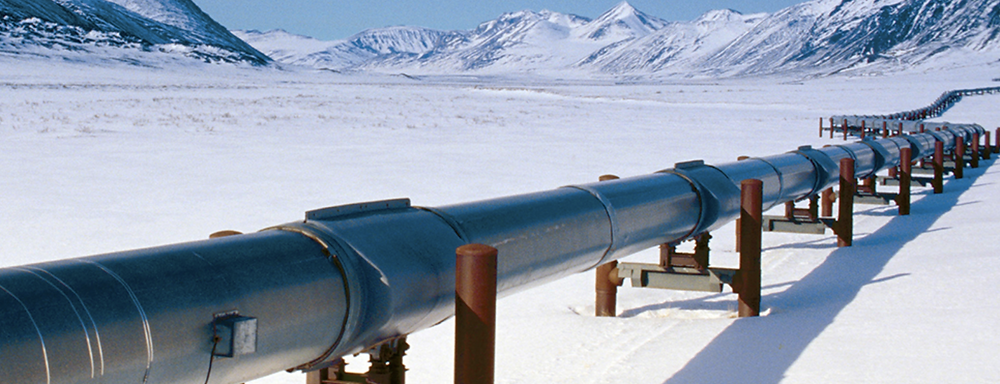 Trans Alaska Pipeline Credit: Michael Baker International