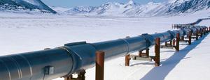 Trans Alaska Pipeline Credit: Michael Baker International