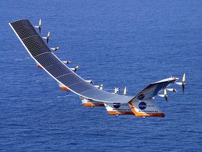 Solar Power for Unmanned Air Vehicles