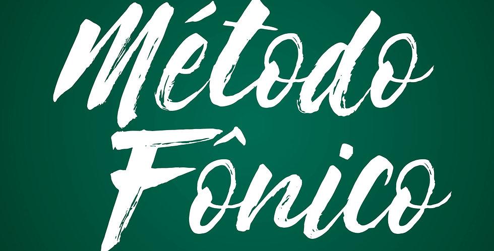 Curso - O Propósito da Alfabetização Fônica e o Método Fônico
