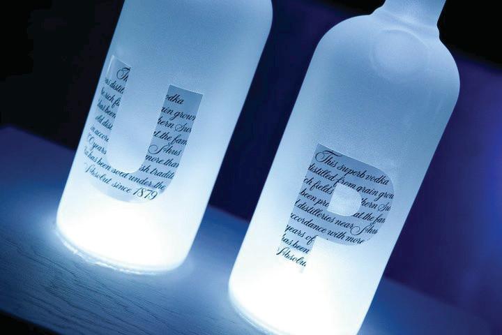 Bottle instal