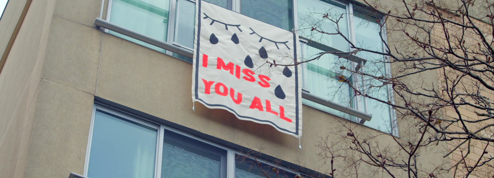 I MISS YOU ALL