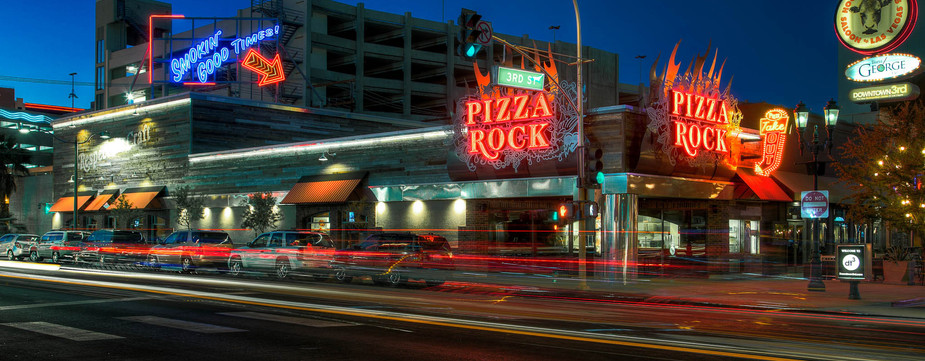 Pizza Rock :: Downtown Third, LV