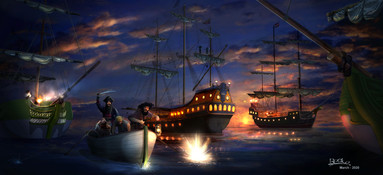 Pirate Attraction