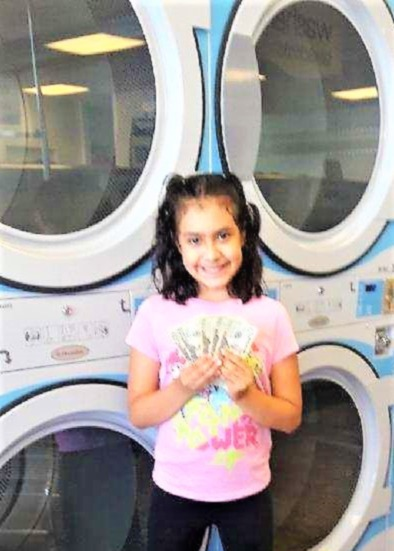 Wash'em Up #1 $100.00 August Winner!