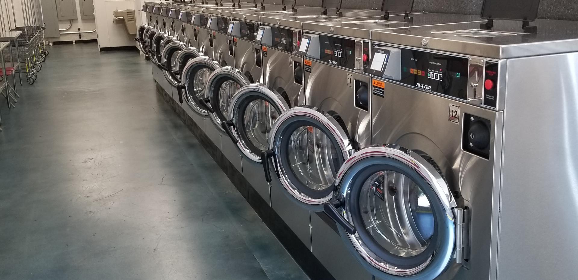 Wash'em Up #6 Washers