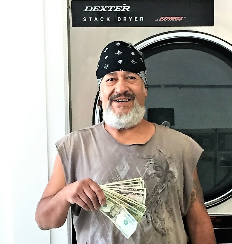 Wash'em Up #3 $100.00 August Winner!