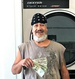 Wash'em Up #3 $100.00 August Winner!