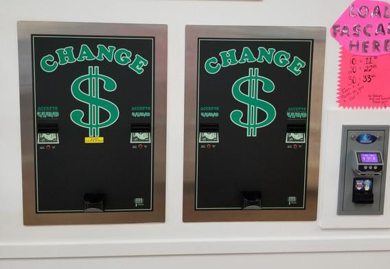 Wash'em Up #2 FasCard & Changers