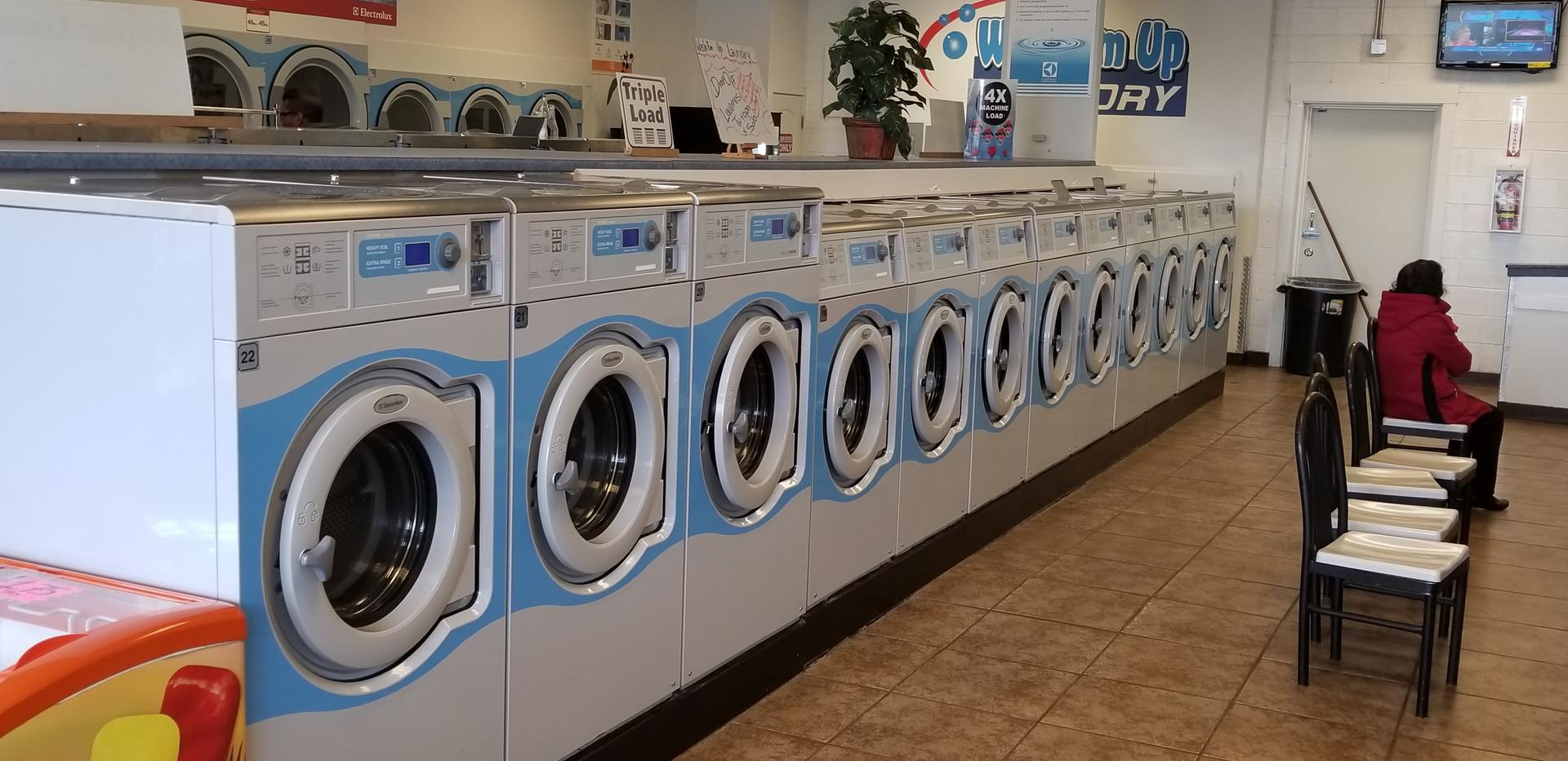 Wash'em Up #1 Washers