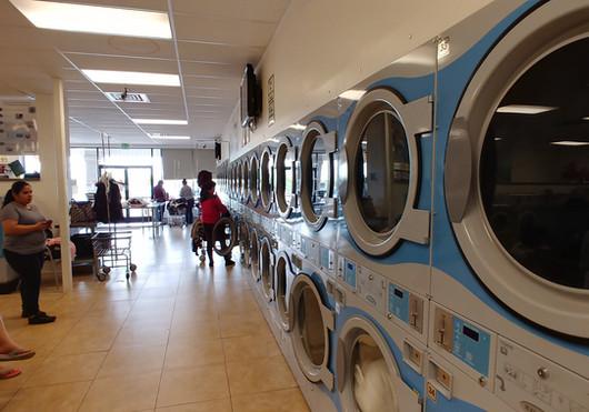Wash'em Up #5 Dryers