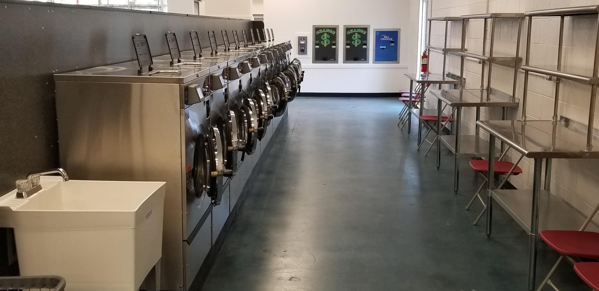 Wash'em Up #6 Soaking Sinks