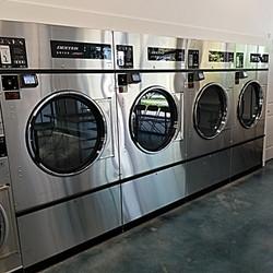 Wash'em Up 6 80lb Dryers