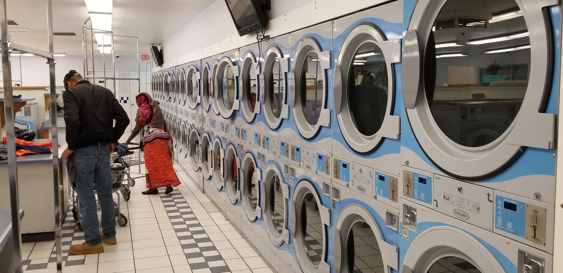Wash'em Up #4 Dryers