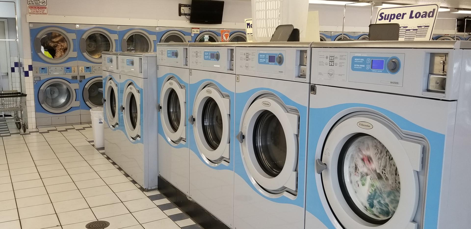 Wash'em Up #4 Washers