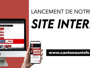 Bienvenue sur notre site internet