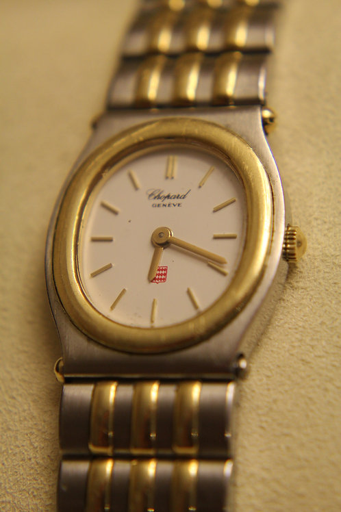 Chopard Monte Carlo Watch Steel & 18ct Yellow Gold