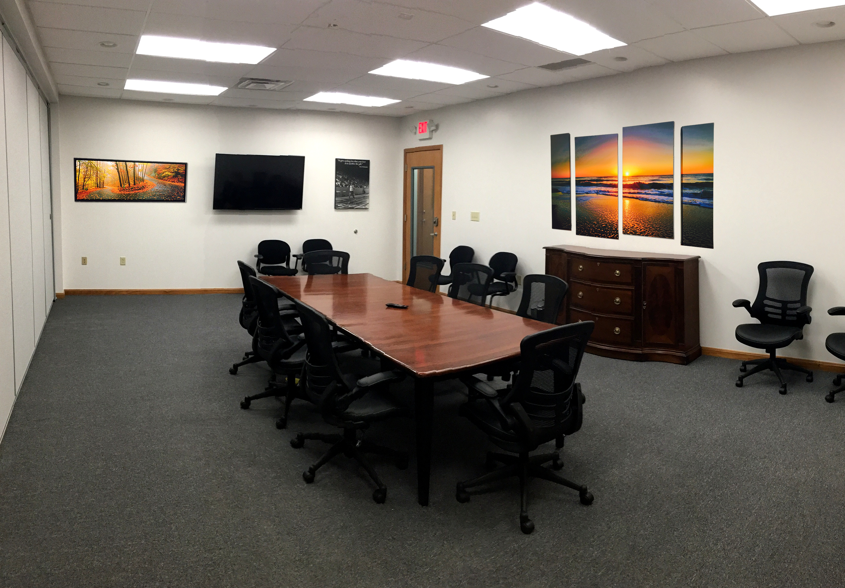 Pano of Conf Room