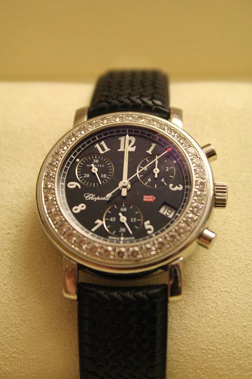 Chopard Mille Miglia Watch 18ct Gold