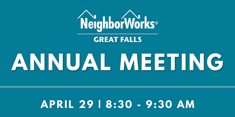 NeighborWorks Great Falls 2021 Annual Meeting