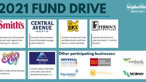 NeighborWorks 2021 Fund Drive!