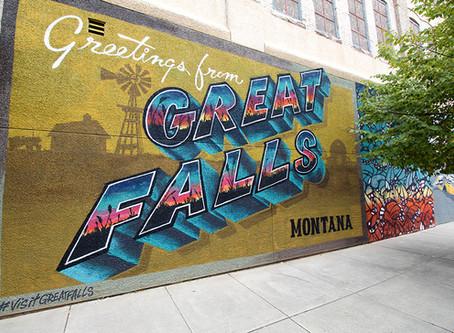 Downtown Murals: Bringing New Life Community Culture & Arts