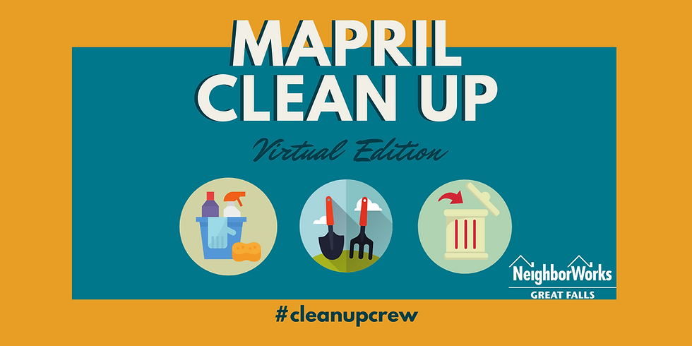 MApril Cleanup: Virtual Edition
