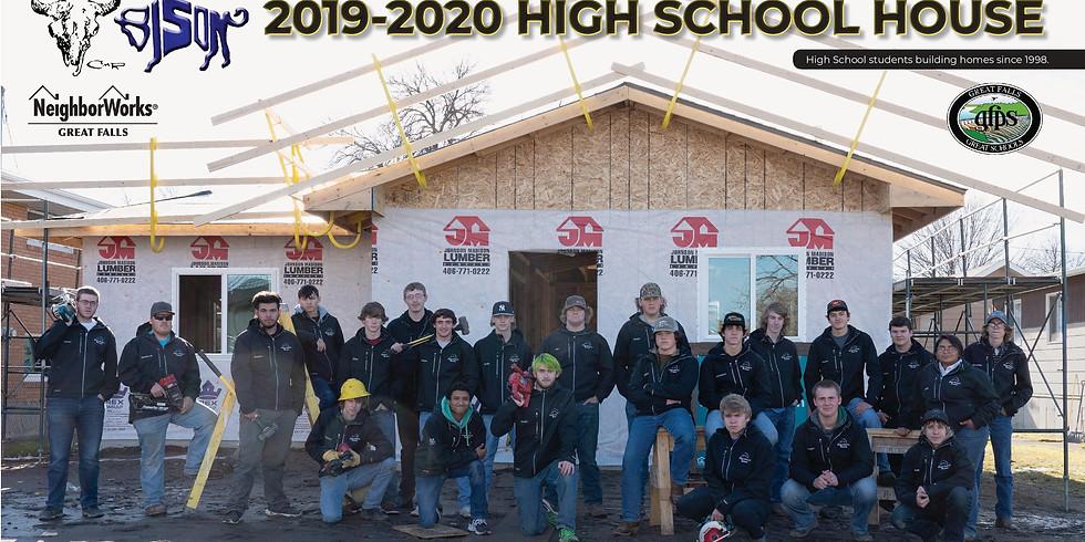 High School House Open House