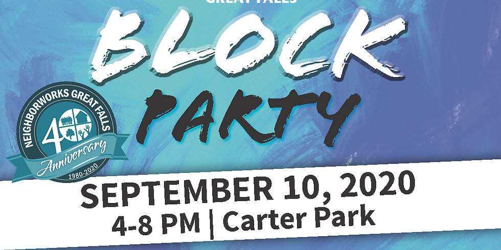 NeighborWorks Great Falls Block Party: CANCELED