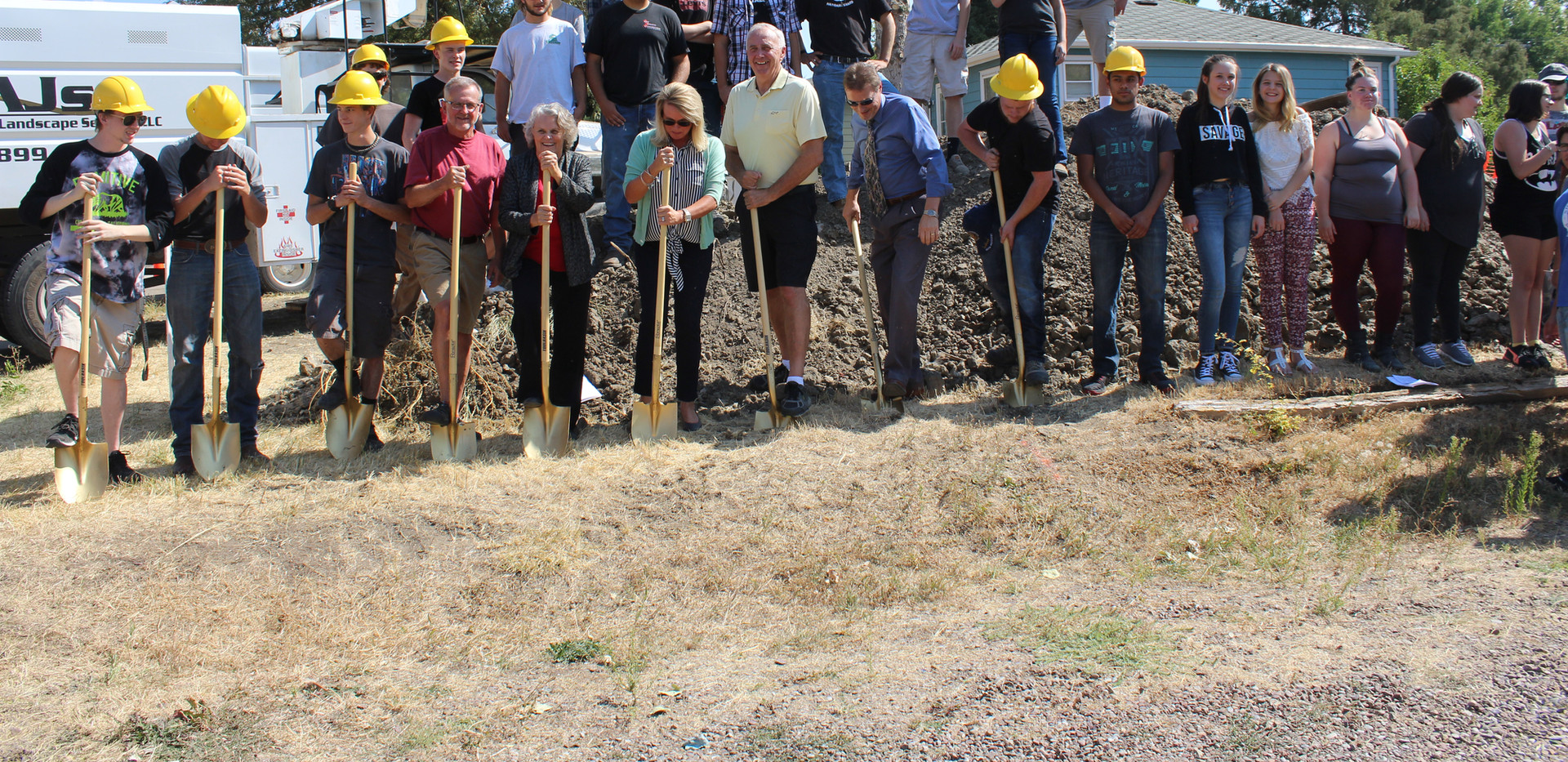 2017 Groundbreaking Ceremony