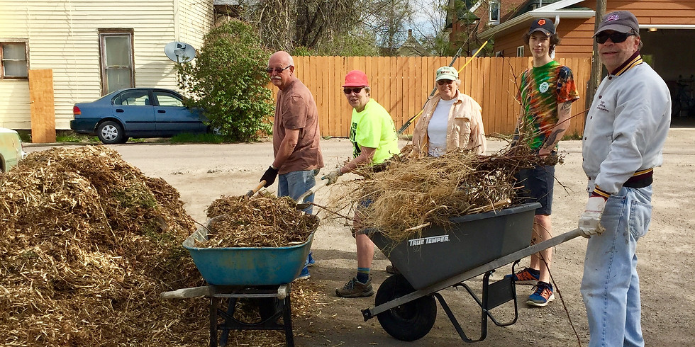 NeighborWorks Great Falls CommUNITY Cleanup