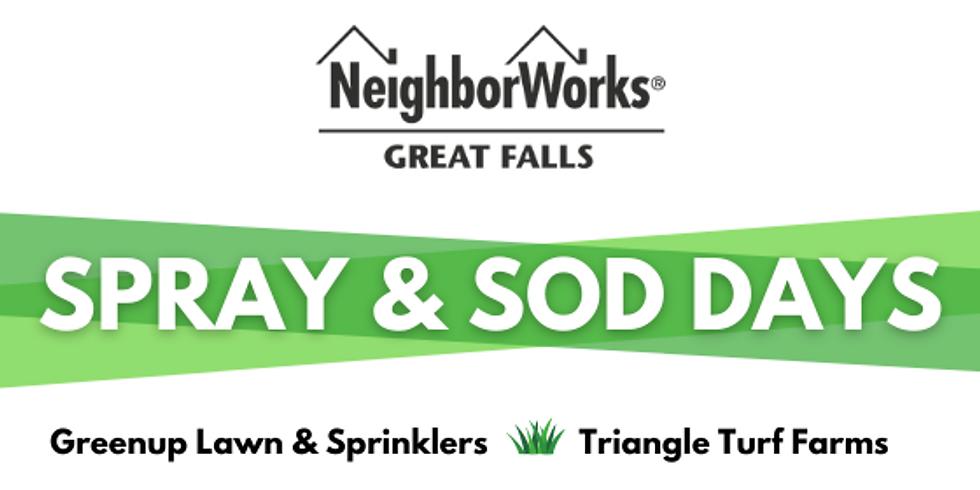 Spray & Sod Days
