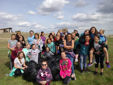 Over 32 Tons of Garbage Cleaned During Annual MApril Clean Up