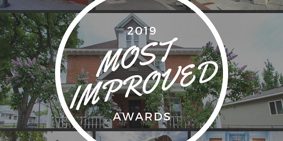 2019 Most Improved Awards