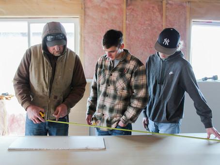 42nd High School House:  Construction Update & Student Spotlight