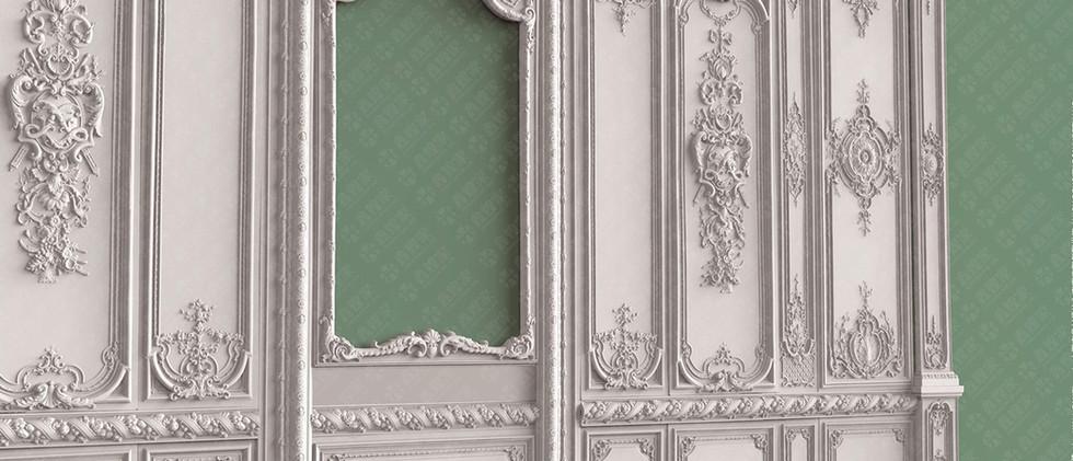 Panel moulding