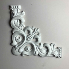 Ceiling & Wall Relief