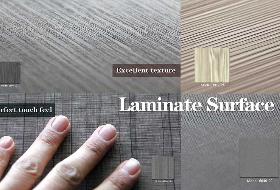 WHAT IS LAMINATE SURFACE?
