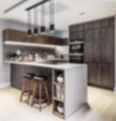 高端橱柜   室内设计