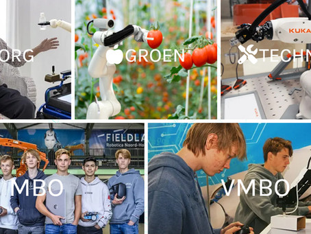 Fieldlab Robotica Noord Holland