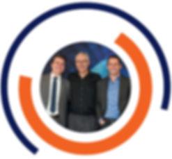 Het management team van Cinnovate