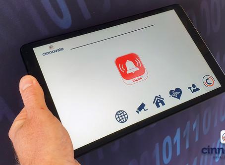 Icom App voor tablets