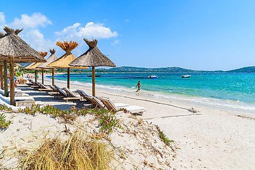 plage de San Ciprianu Saint-Cyprien