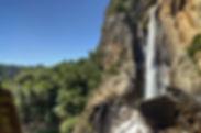 Cascade en Corse