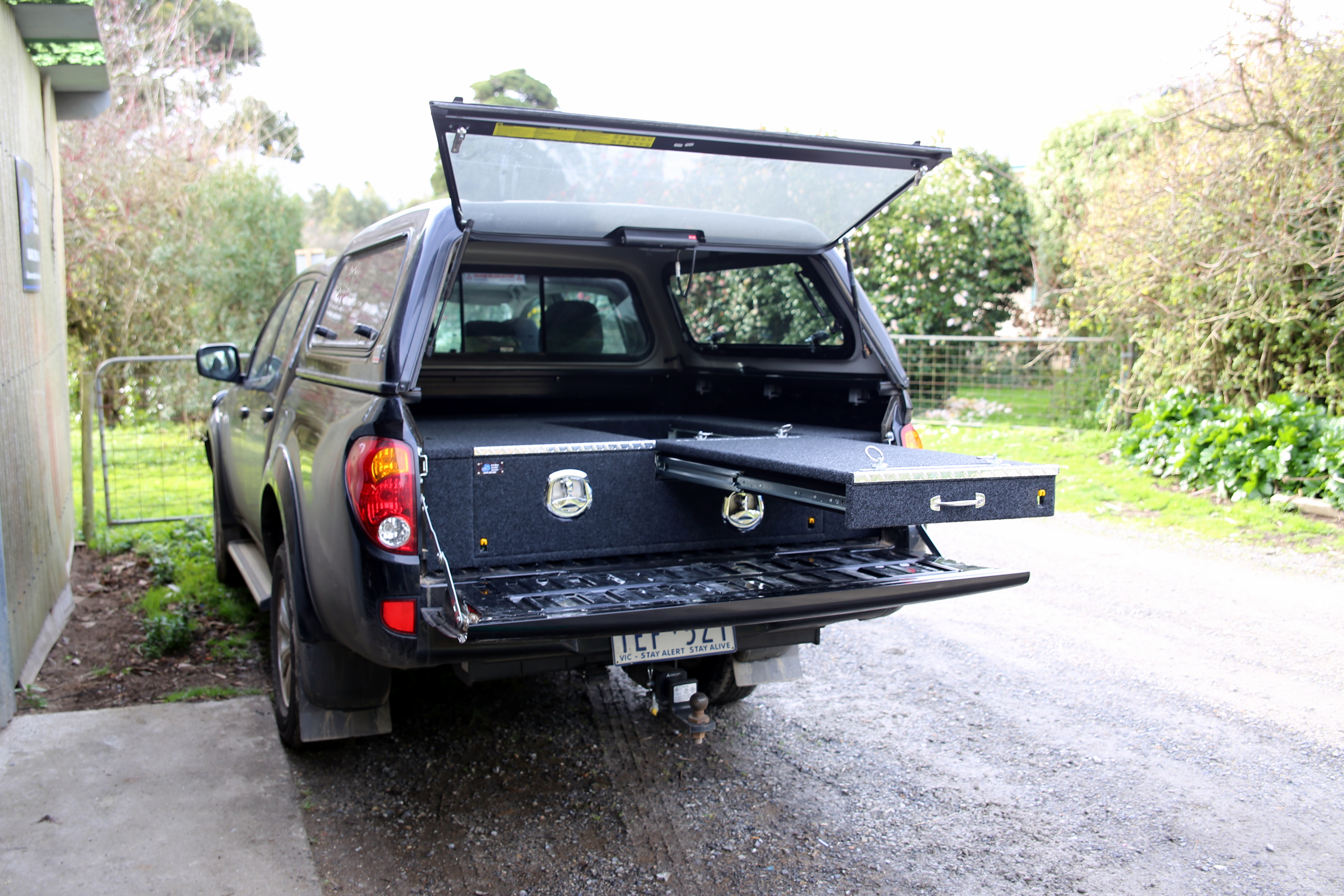 Triton Double Cab