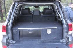 Wagon storage systems
