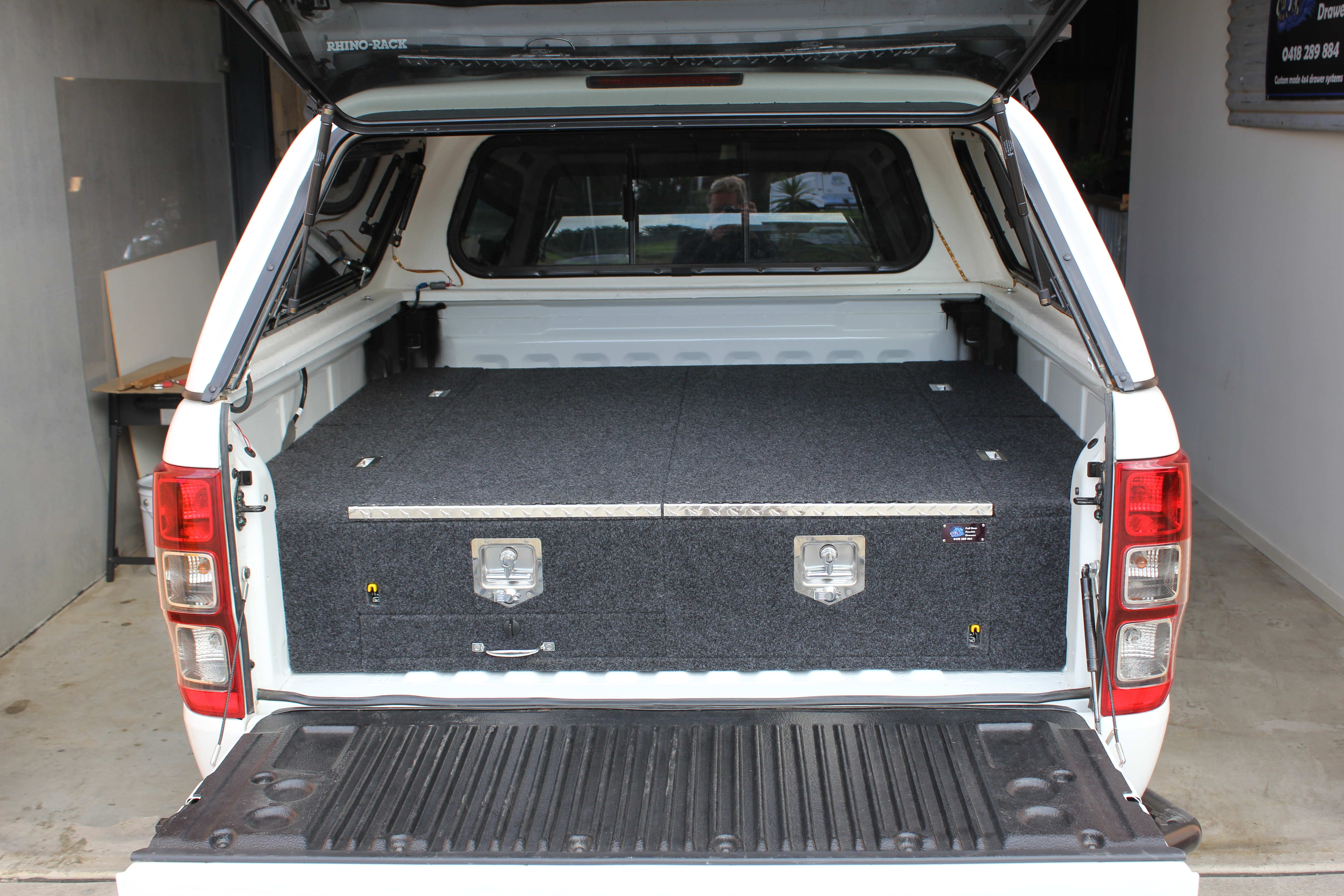 Ford Ranger PX1 PX2
