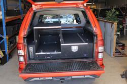 Ford PX2 Ranger